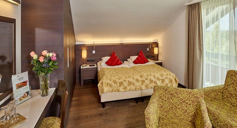 Sporthotel Igls Austria Junior suite