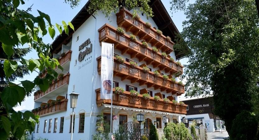 Hotel Crystal St. Johann Exterior