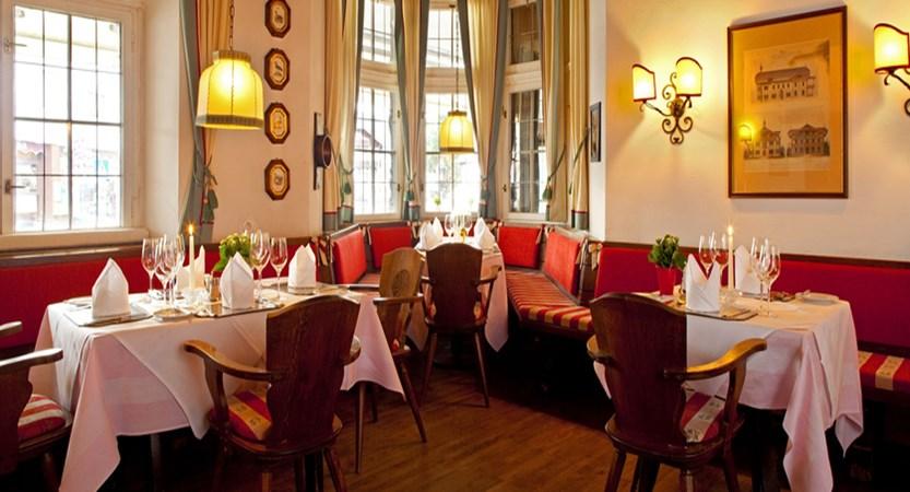 Sporthotel Igls Austria Dining area