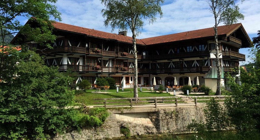 Hotel exterior HELDs Vitalhotel