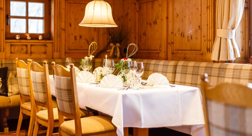 Dining area HELDs Vitalhotel Germany