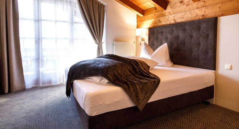 Typical double bedroom HELDs Vitalhotel