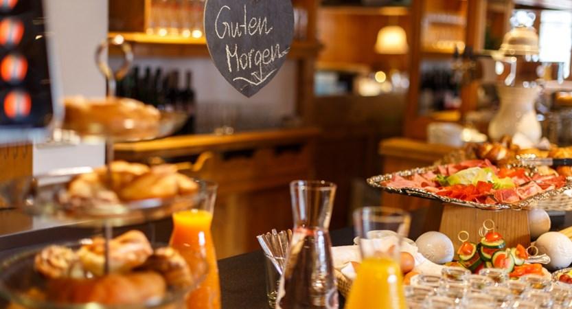 Breakfast buffet HELDs vitalhotel