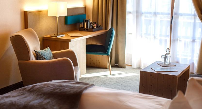 Typical junior suite interior HELDs Vitalhotel