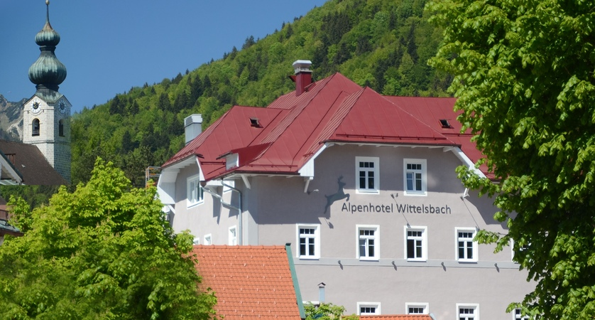 Alpenhotel Wittelsbach Exterior (1)