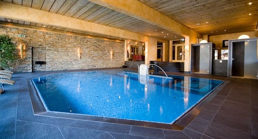 Hotel Tiefenbrunner, Kitzbühel, Austria swimming pool