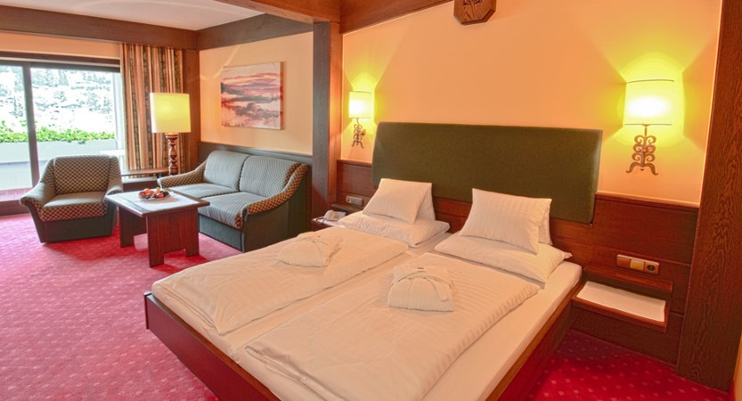 Hotel Tiefenbrunner, Kitzbühel, Austria Premium twin room