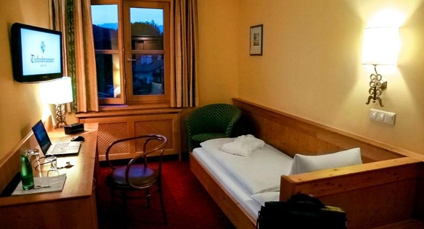 Hotel Tiefenbrunner, Kitzbühel, Austria Single room.jpg