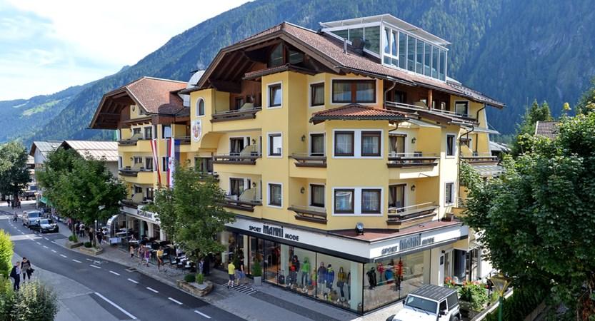 Sporthotel Manni's, Mayrhofen, Austria - Exterior