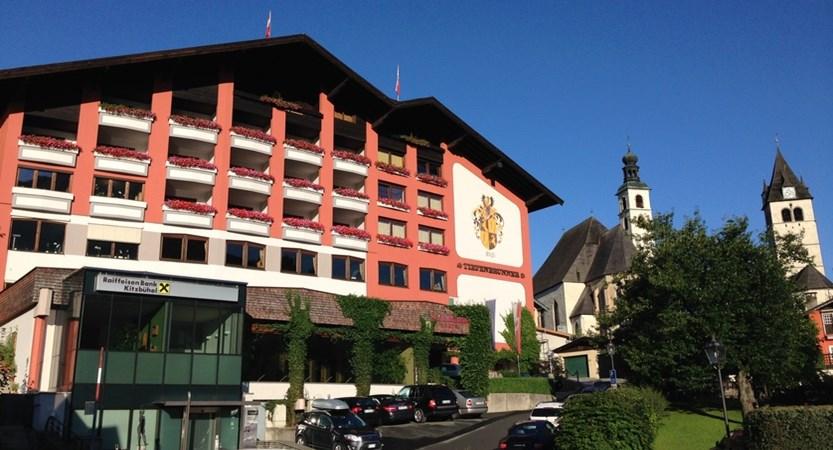 Hotel Tiefenbrunner, Kitzbühel, Austria EXTERIOR REAR