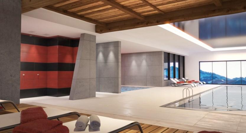 Alexane Apartments Samoens Pool