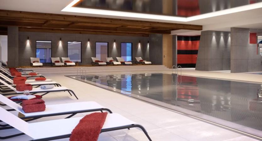 Alexane Apartments Samoens Pool (1)