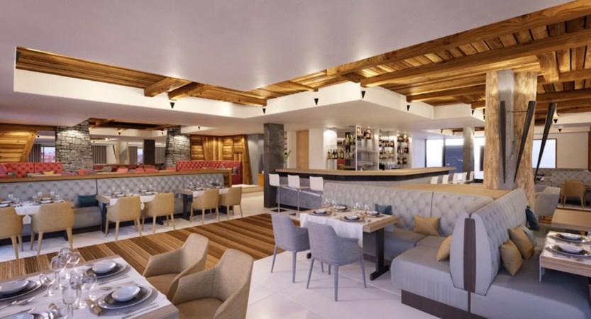 Alexane Apartments Samoens Restaurant