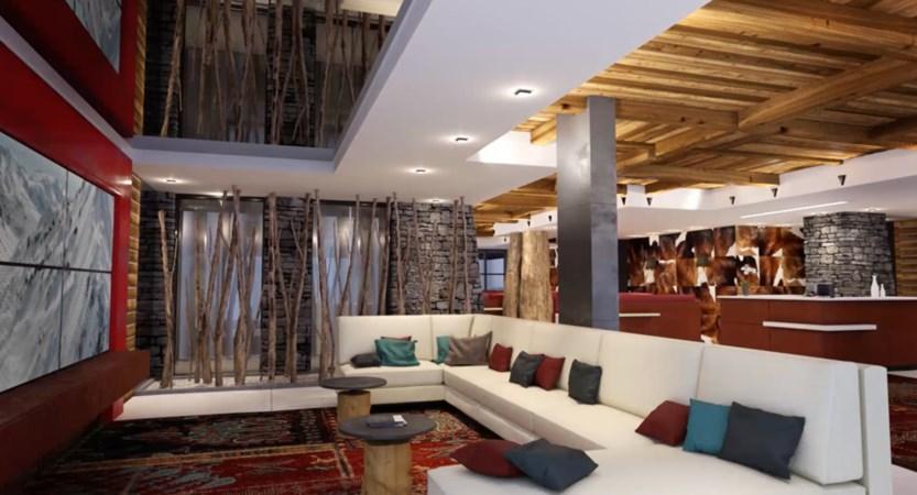 Alexane Apartments Samoens Reception