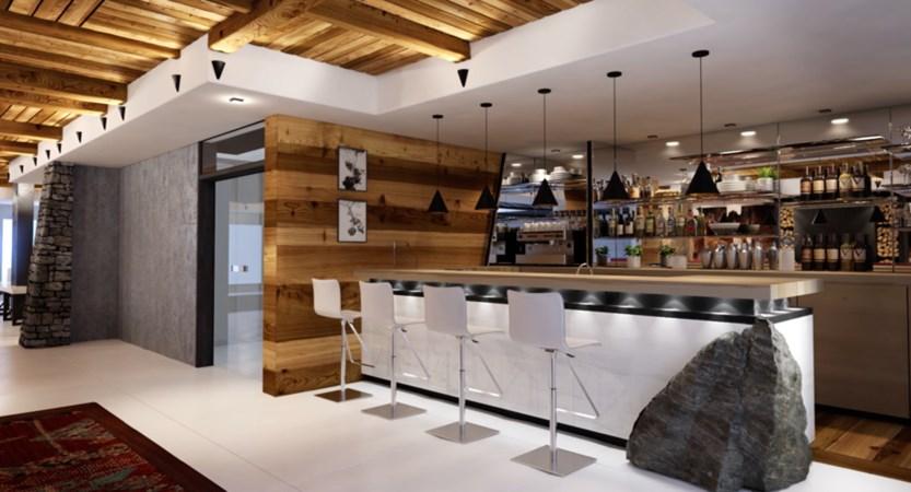Alexane Apartments Samoens Bar