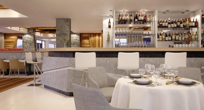 Alexane Apartments Samoens Restaurant (1)