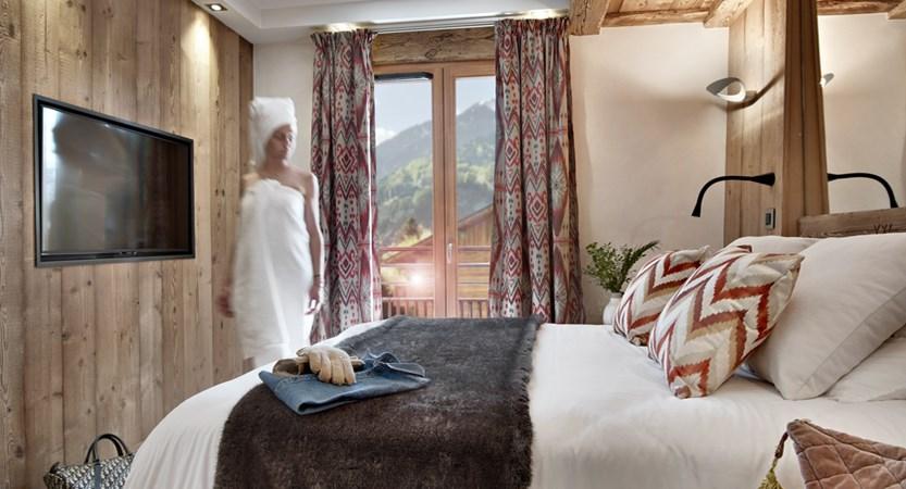 Alexane Apartments Samoens Bedroom (5)