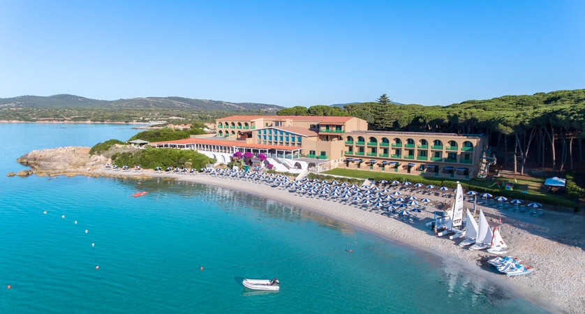 Hotel Dei Pini Exterior