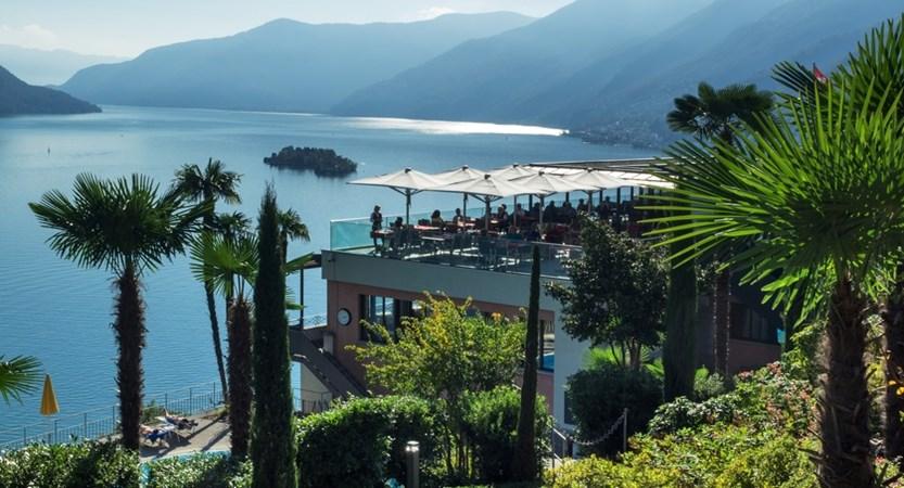 Aussicht mit Dachterrasse-1.jpg, Hotel Casa Berno Ascona Switzerland