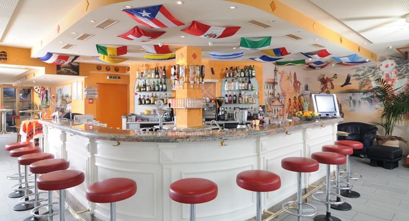 bar City Hotel Oberland Interlaken Switzerland
