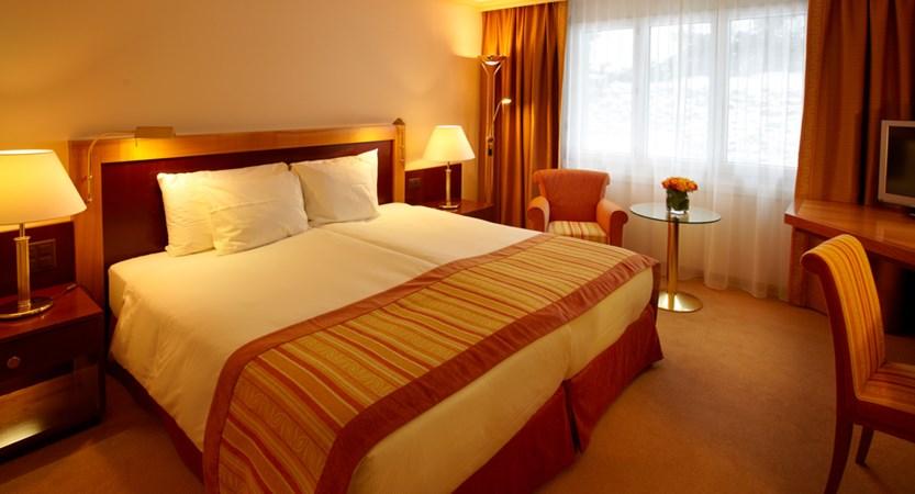 Hotel Seehof Davos Switzerland COMFORT ROOM