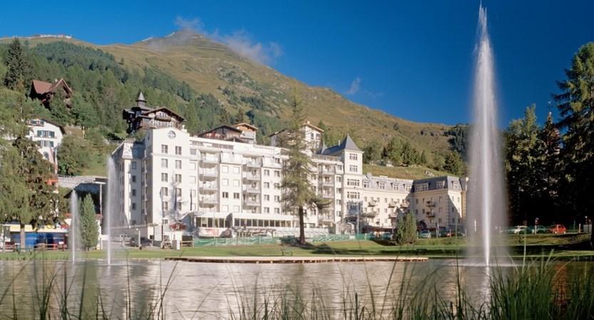 Hotel Seehof Davos Interlaken EXTERIOR
