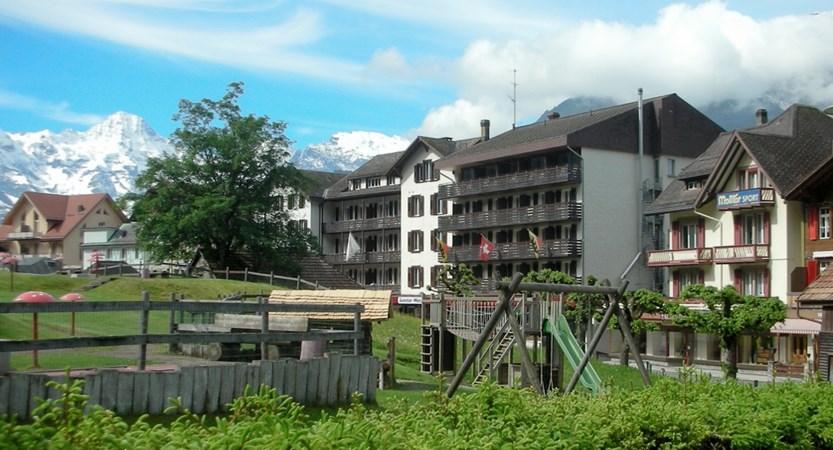 Hotel Sunstar Alpine, Wengen, Bernese Oberland, Switzerland - new hotel exterior.jpg