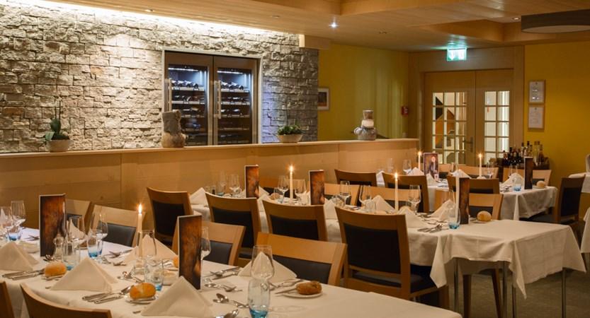 Hotel Sunstar Alpine, Wengen, Bernese Oberland, Switzerland - restaurant