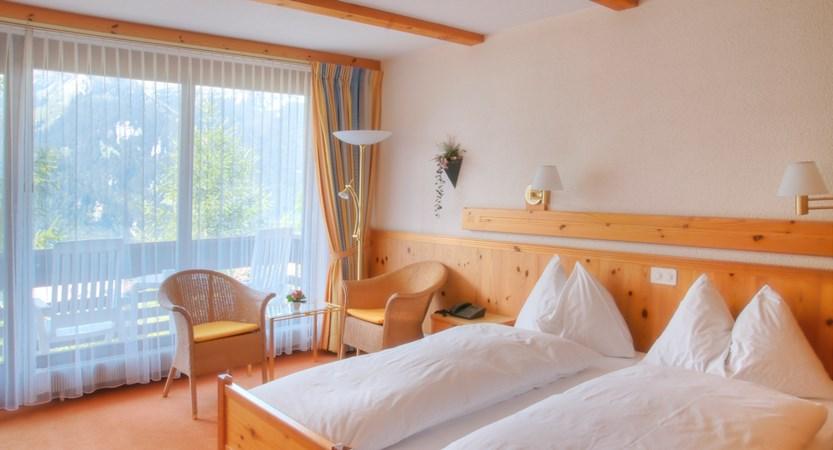 Hotel Sunstar Alpine, Wengen, Bernese Oberland, Switzerland - Twin standard valley view 2.jpg