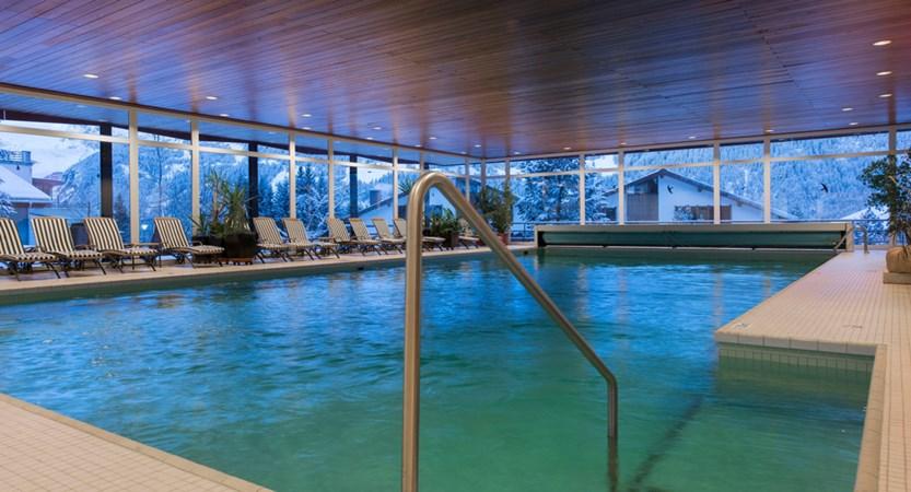 Hotel Sunstar Wengen Switzerland - Indoor swimming pool