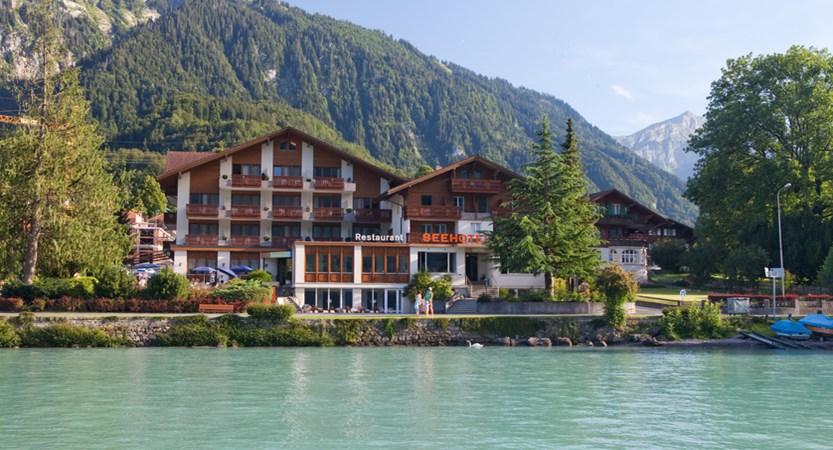 Seehotel Bonigen, Interlaken, Bernese Oberland, Switzerland - hotel exterior! .jpg