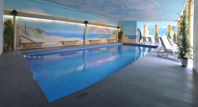 Romantik Hotel Schweizerhof, Grindelwald, Bernese Oberland, Switzerland Indoor pool .JPG