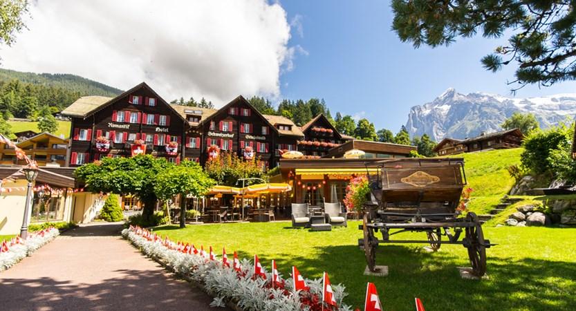 Romantik Hotel Schweizerhof, Grindelwald, Bernese Oberland, Switzerland Hotel Summer_web.jpg