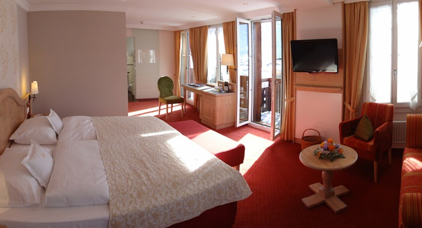 Romantik Hotel Schweizerhof, Grindelwald, Bernese Oberland, Switzerland Junior Suite View_web.jpg