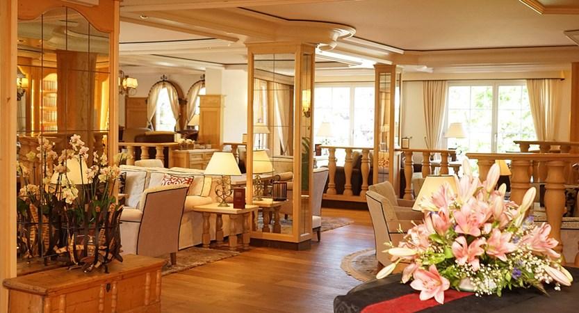 Romantik Hotel Schweizerhof, Grindelwald, Bernese Oberland, Switzerland Lobby Piano_web.jpg