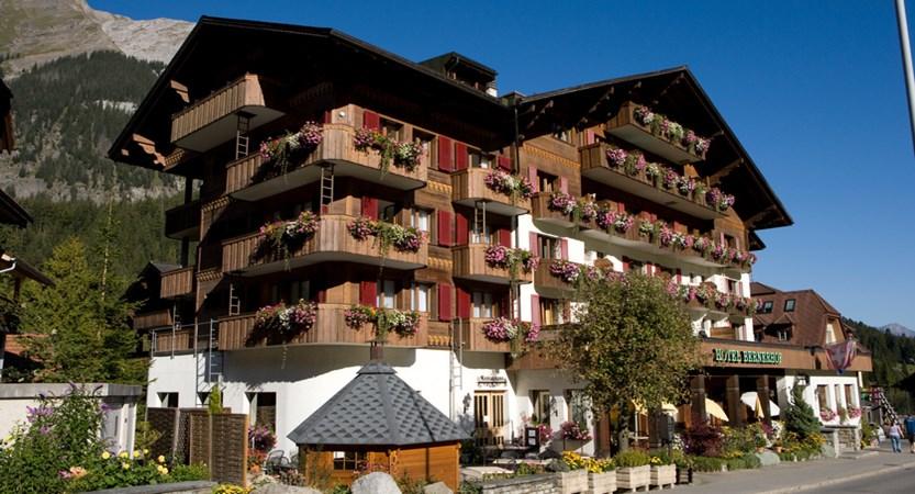 Hotel Bernerhof, Kandersteg, Bernese Oberland, Switzerland New exterior Bernerhof KA S15.jpg