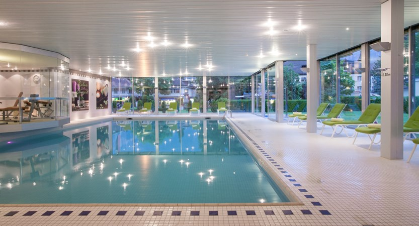 Lindner Grand Hotel Beau Rivage, Interlaken, Bernese Oberland, Switzerland Indoor pool.jpg