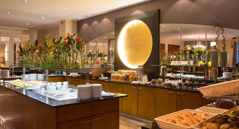 Lindner Grand Hotel Beau Rivage, Interlaken, Bernese Oberland, Switzerland Breakfast buffet.jpg