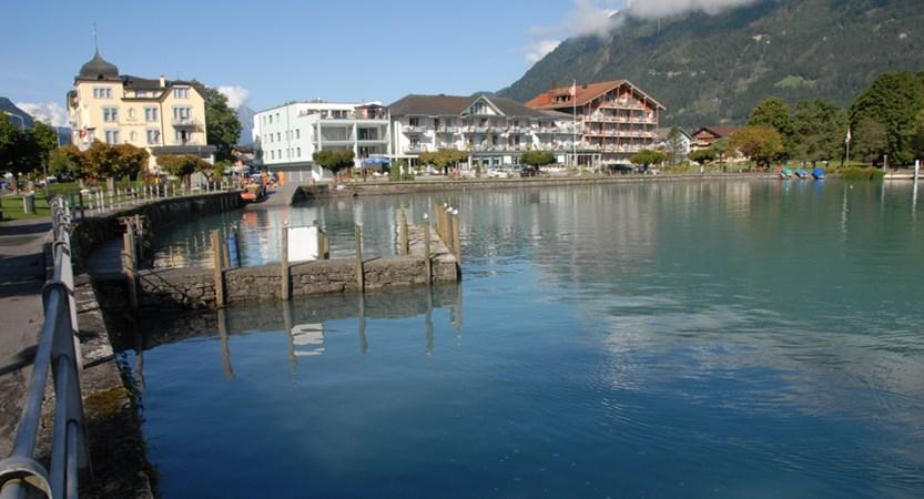 Hotel Seiler au Lac, Interlaken, Bernese Oberland, Switzerland - lake .jpg