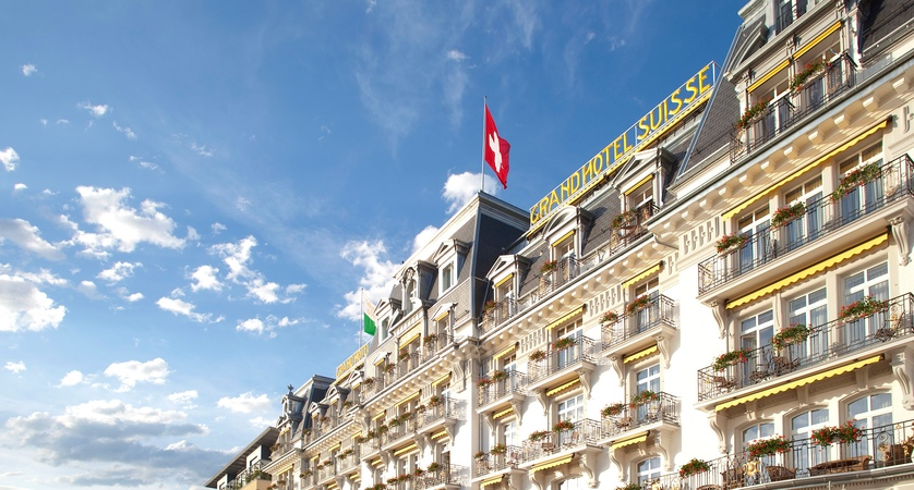 Hotel Suisse Majestic, Montreux, Switzerland - front of the hotel.jpg (1)