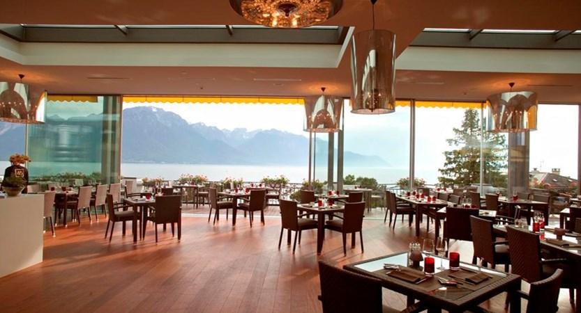 Hotel Suisse Majestic, Montreux, Switzerland - restaurant.jpg