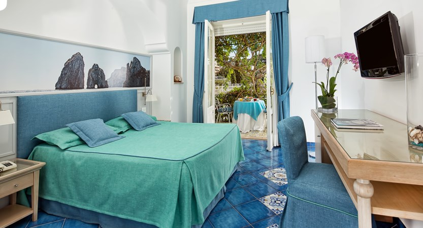 Hotel Gatto Bianco Capri Italy Inghams