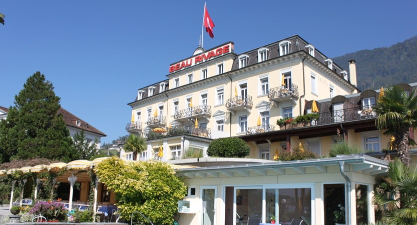 Hotel Beau Rivage, Weggis, Lake Lucerne, Switzerland - hotel exterior.jpg (1)