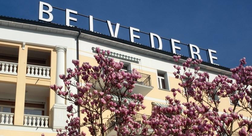 Hotel Belvedere, Locarno, Ticino, Switzerland - Belvedere sign  6.jpg