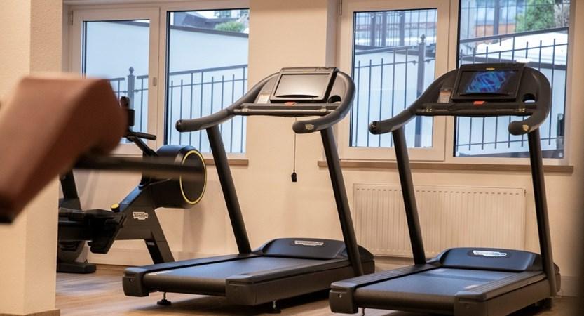 Hotel Post, Ischgl, Austria - Fitness room