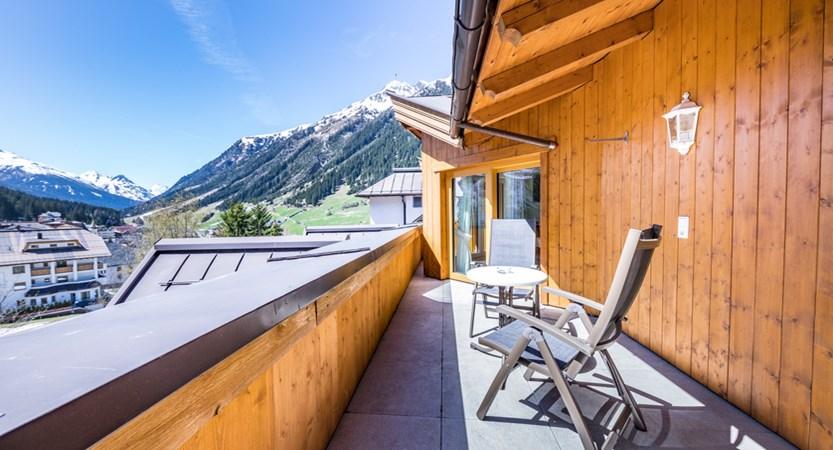 Hotel Post, Ischgl, Austria - Balcony