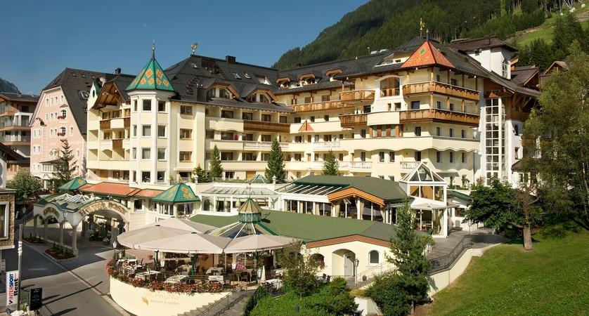 Hotel Post, Ischgl, Austria - Exterior