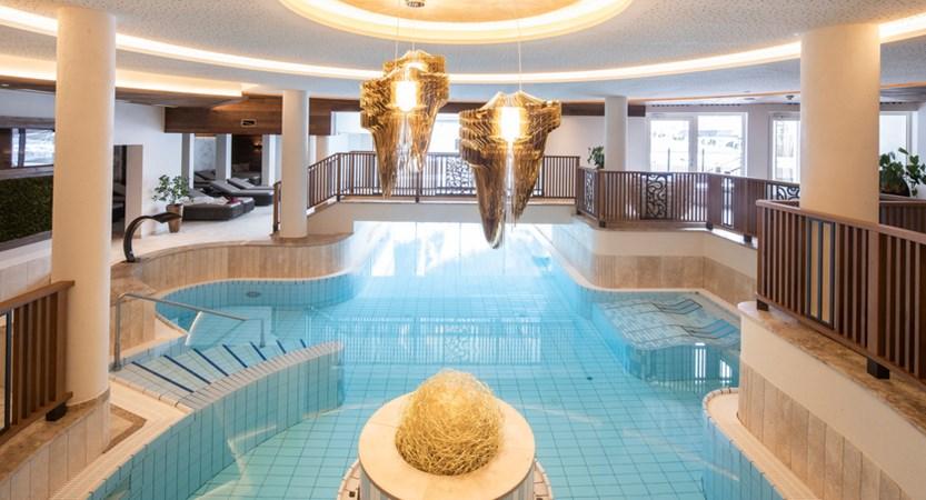 Hotel Post, Ischgl, Austria - Indoor Pool