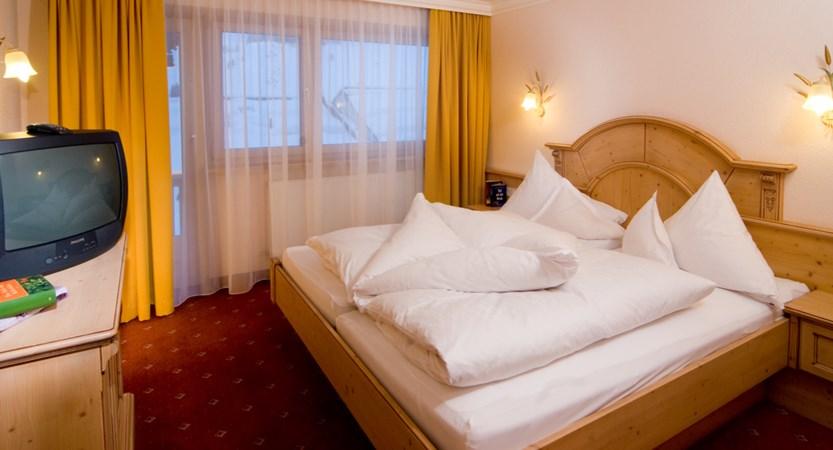 Hotel Post, Ischgl, Austria - Bedroom 2
