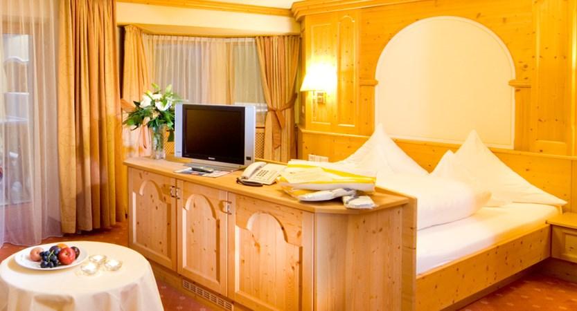 Hotel Post, Ischgl, Austria - Bedroom 1